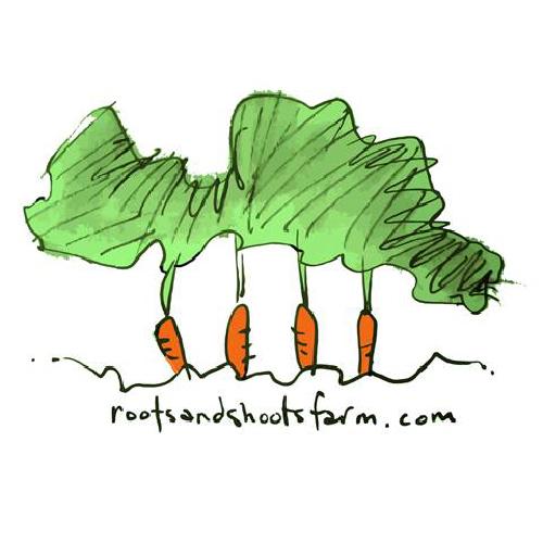 Roots & Shoots Farm logo